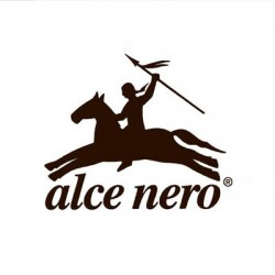 alce nero logo - quotidiano sostenibile